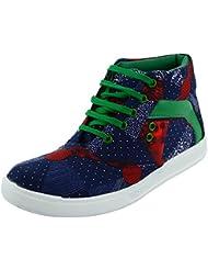 Good Luck Footwear Men's High Top Shoes