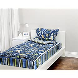 Zipit Bedding Set, Outer Space - Twin