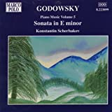 Godowsky: Piano Sonata In E Minor