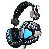 Techkoo-Gaming-Headset-mit-71-Surround-Sound-Vibrator-System-Kopfhrer-Ohrhrer-mit-Super-Tonqualitt-fr-Computer-Laptop-Computer-Schwarz