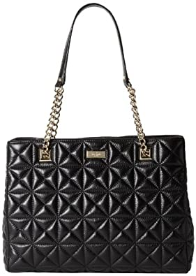 kate spade new york Sedgwick Place Phoebe Shoulder Bag,Black,One Size