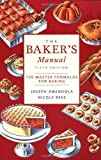 img - for Baker's Manual (5th Edition) by Amendola, Joseph, Rees, Nicole (2002) Paperback book / textbook / text book