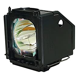 Samsung HL-S5087W Projection TV Assembly with High Quality Original Bulb Inside