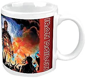 Iron Maiden Mug, Wicker Man