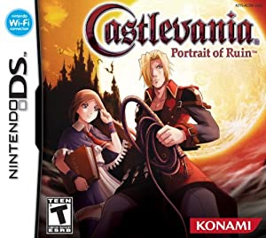 Castlevania: Portrait of Ruin - Nintendo DS