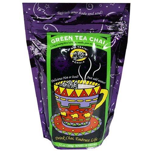 Big Train Chai - Green Tea Chai (12 Oz. Resealable Bag)