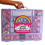 Shop Keeper ShopkinsTM Purple Storage...