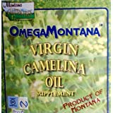 Raw Extra Virgin Camelina Oil - 2.5 Gallons