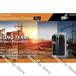 Brinno BCC200 Construction Bundle Pro HD Time-Lapse Camera