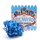 Paper Flower Kit (Blue Agatha)