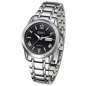 DOM Men's Mechanical Wrist Watches