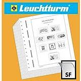 Leuchtturm 319824 LEUCHTTURM SF-hojas preimpresas St. Pierre y Miquelon 1958-1976