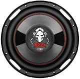 "2) Boss P100F 10"" 2400 Watt Car Shallow/Slim Subwoofer Power Sub Woofer Audio"