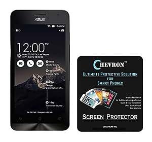 Chevron AquaShieldz Pro Three Ultra Clear & Three Matte Screen Guard Protector For Asus Zenfone 4 A450CG (Pack Of 6)