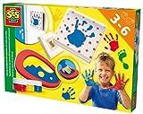 Ses Creative - Pintura de dedos (SES14856) [Importado]