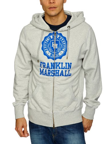 Franklin & Marshall FLMC036S13 Men's Sweatshirt Ontario Large