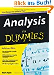 Analysis f�r Dummies (Fur Dummies)