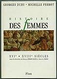 "Afficher ""Histoire des femmes n° 3 Histoire des femmes : XVIe - XVIIIe siècles"""