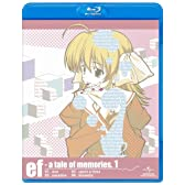 ef - a tale of memories. 1 [Blu-ray]