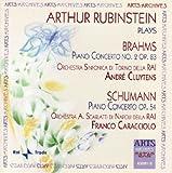 echange, troc  - Brahms: Piano Concertos N°2 Op.83 - Schumann: Piano Concertos Op.54