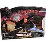 Spinmaster - Dragons 6019879 - Deluxe Night Strike Toothless