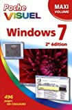 echange, troc Paul McFEDRIES - Poche Visuel Windows 7, 2e Maxi Volume