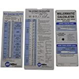 Miller Electric 043125 PACKAGE,MILLER CALCULATOR PAK