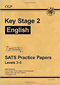 how to write a book review ks2 sats