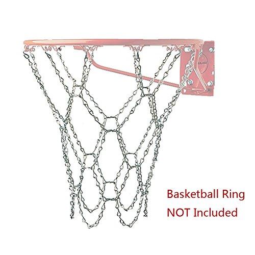 Appex, acciaio, Rete da Basketball, 12 maglie