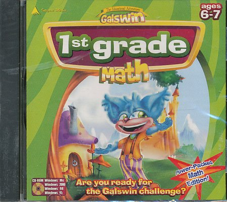 Galswin 1st Grade Math