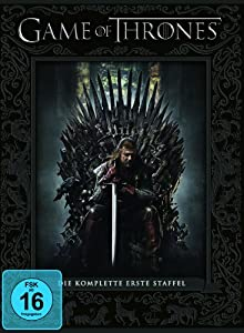 Game of Thrones - Staffel 1 (limitierte Erstauflage mit Fotobuch) [5 DVDs]
