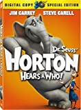 Cover art for  Horton Hears a Who! (Two-Disc Special Edition)