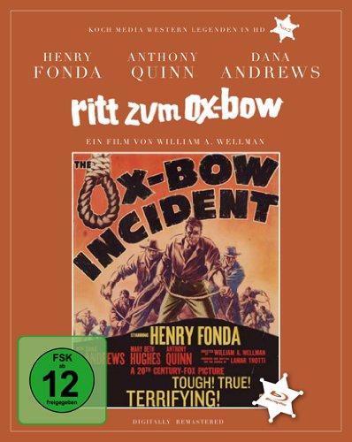 Ritt zum Ox-bow - Western Legenden 9 [Blu-ray]