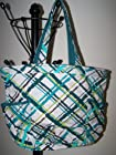 Thirty ONE Retro Metro SEA Plaid BAG