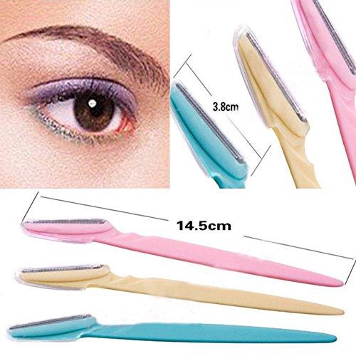 Etosell-Maquillage-Facial-Outil-Sourcils-Des-Femmes-Levres-Tondeuse-Rasoir-3pcs