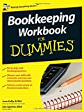 Jane Kelly Bookkeeping Workbook For Dummies (UK Edition)