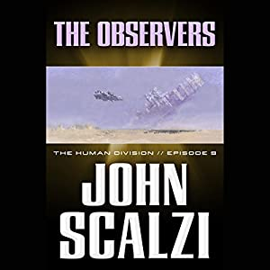 The Observers Audiobook