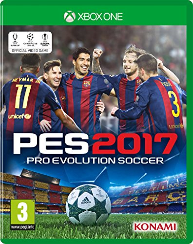 PES 2017 Pro Evolution Soccer (Xbox One)