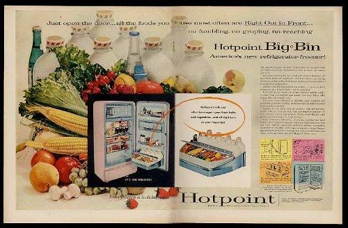 Refrigerator With Big Freezer front-639465