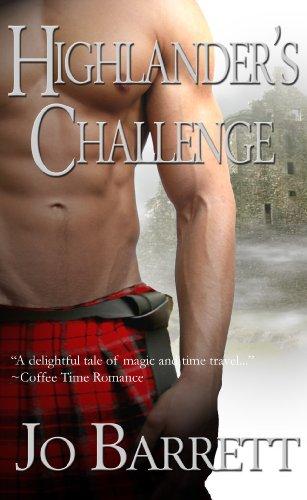 Highlander's Challenge  cover