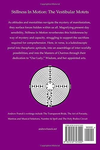 Stillness In Motion:  The Vestibular Motets