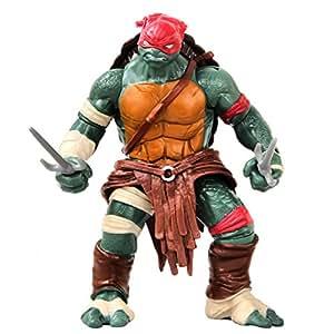Teenage Mutant Ninja Turtles Teenage Mutant Ninja Turtles Movie Deluxe Raphael Figure
