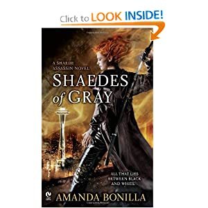 Shaedes of Gray: A Shaede Assassin Novel