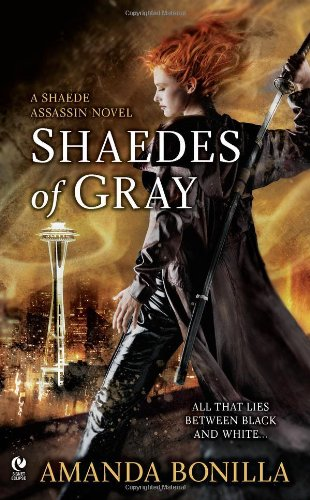 Image of Shaedes of Gray: A Shaede Assassin Novel