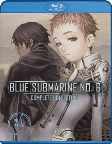 Blue Submarine No. 6 Complete Collection [Blu-ray] [Import]