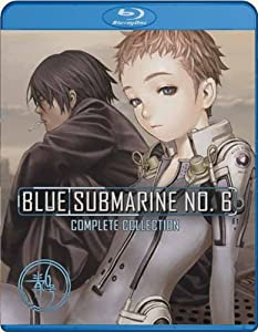 Blue Submarine No. 6: Complete Collection [Blu-ray] [US Import]