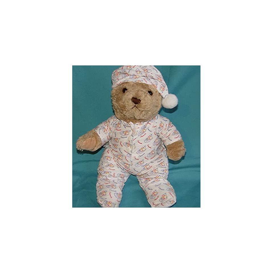 The Cheesecake Factory 13 Tan Teddy Bear; Plush Stuffed Toy