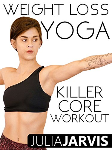 Weight Loss Yoga Killer Core Workout on Amazon Prime Instant Video UK