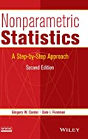 Nonparametric Statistics: A Step-by-Step Approach, 2nd Edition Front Cover