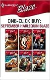 One-Click Buy: September Harlequin Blaze